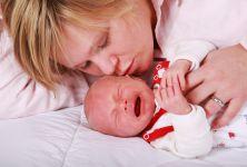 Jak zvládnout kojeneckou koliku